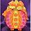 Thumbnail: Eye Candy HW128B Pumpkin Patchwork Pumpkins