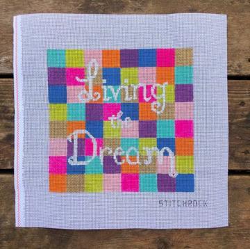 Stitch Rock Designs Living The Dream
