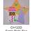 Thumbnail: Eye Candy CH122D Santa Birds Star