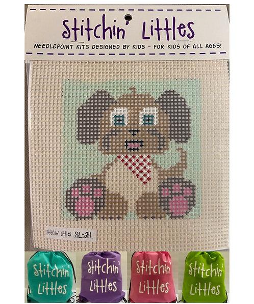 Stitchin' Littles SL-24 Dog