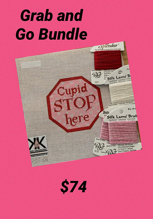 Grab and Go Kimberly Ann Cupid Stop Here Bundle