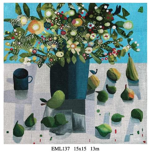 Melissa Shirley EML137 Fig Bouquet