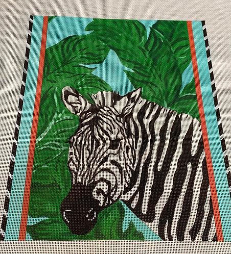 Megan Corn Zebra 18 mesh