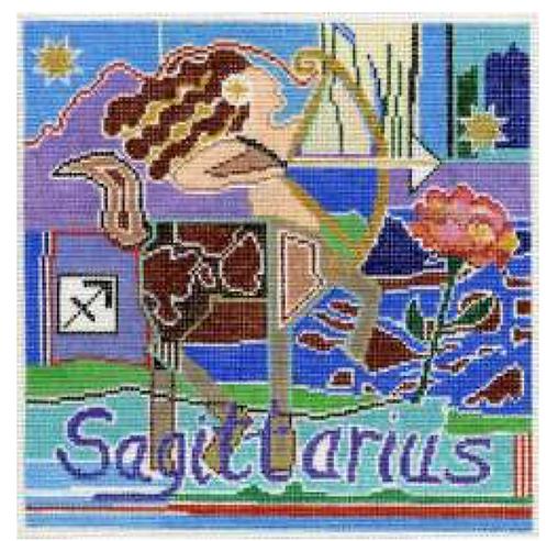 Doolittle Sagittarius Square 13 mesh