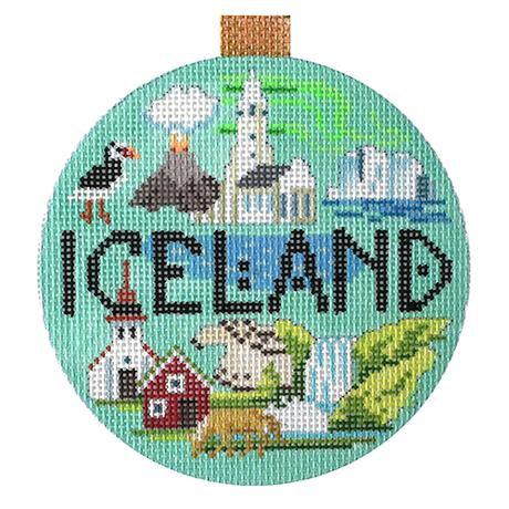KB 1476 Iceland Round