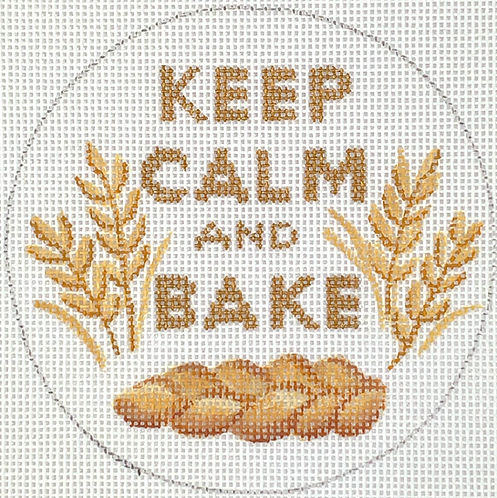 Kate Dickerson Keep Calm and Bake