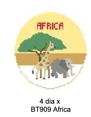 Kathy Schenkel Africa