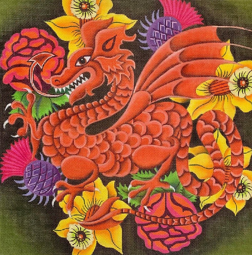 Dragon 18 mesh