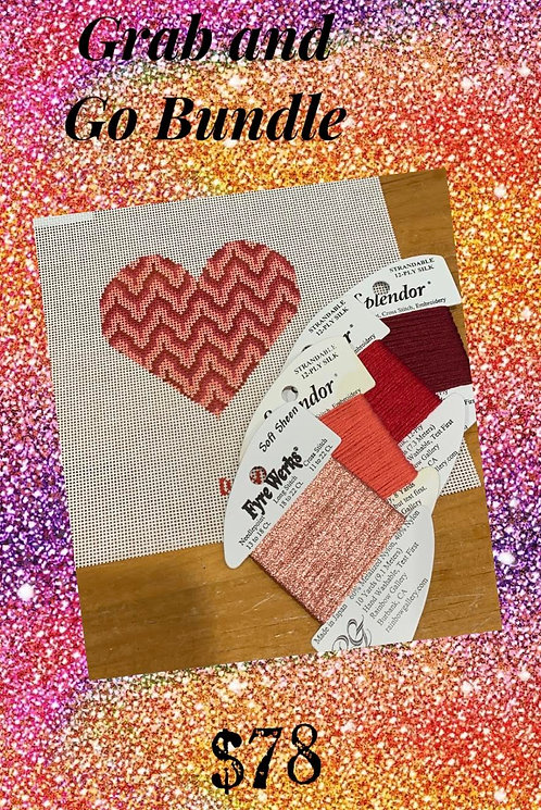 Grab and Go Heart Bundle