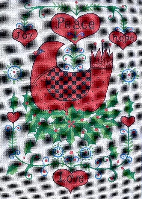 EWE-678 Cardinal Peace