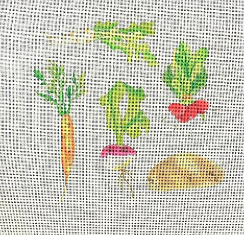 Sara Fritz SF-29 Vegetables