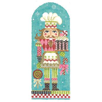 Kelly Clark KPF118NC Candy Chef Nutcracker