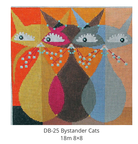 Tapestry Fair DB-25 Bystander Cats
