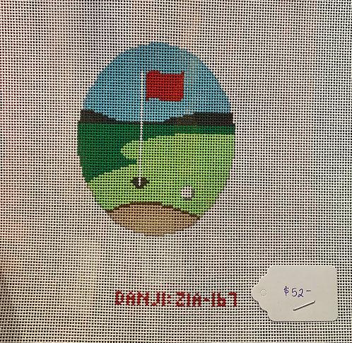 Danji ZIA 167 Golf Oval