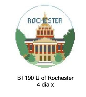 Kathy Schenkel BT190 U of Rochester