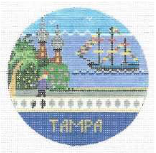 Doolittle Destination Rounds 18 mesh Tampa