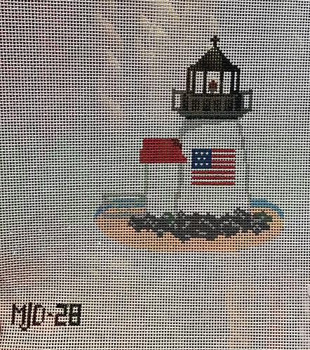 Morgan Julia Designs MJD-28 Lighthouse