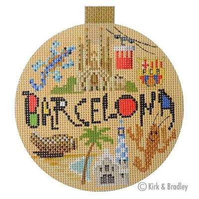 Kirk and Bradley Barcelona Travel Round