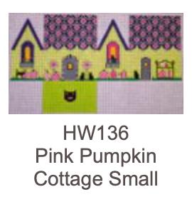 Eye Candy HW136 Pumpkin Cottage - Small