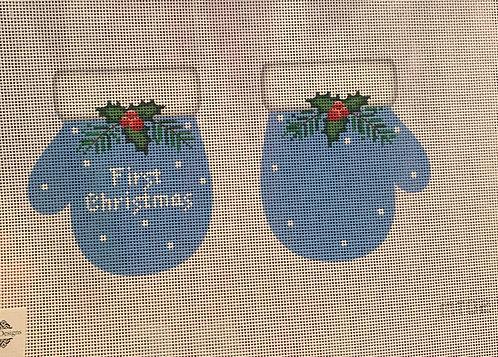 Pepperberry Designs First Christmas - Boy