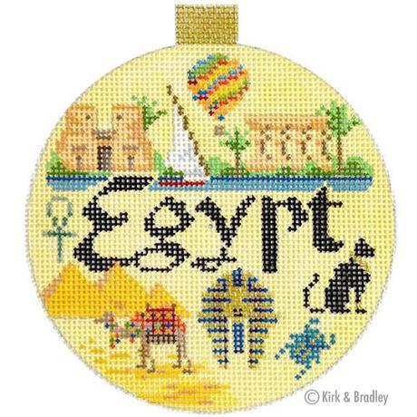 KB 1446 Egypt Round