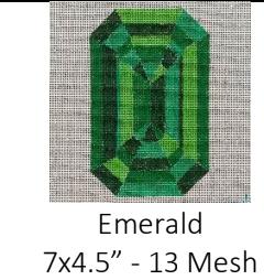 What A Gem Emerald