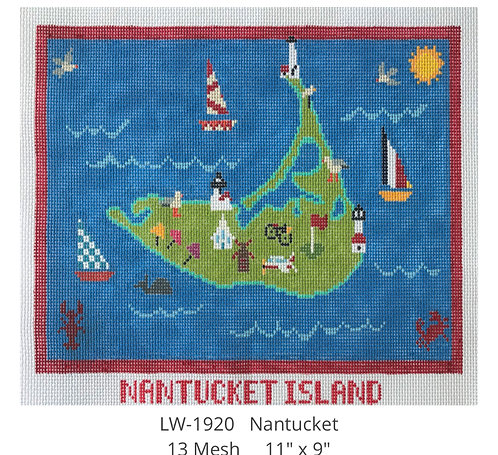 Prairie Designs LW-1920 Nantucket