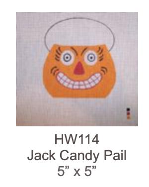 Eye Candy HW114 Jack Candy Pail