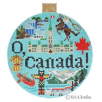 Kirk and Bradley O'Canada Travel Round