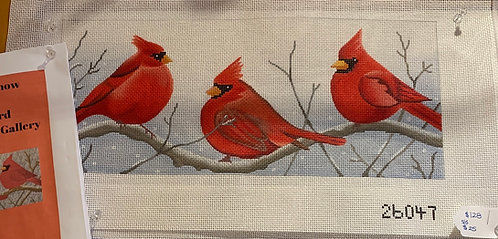VNG cardinals includes stitch guide