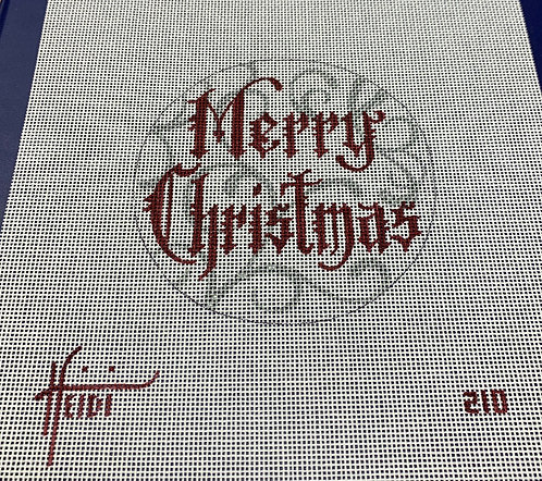 Heidi 210 Merry Christmas