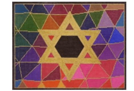 Lani 403N Mutlicolored Tallis Bag