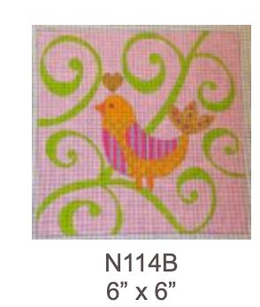 Eye Candy N114B Mod Birds