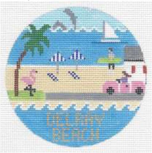 Doolittle Destination Rounds 18 mesh Delray Beach