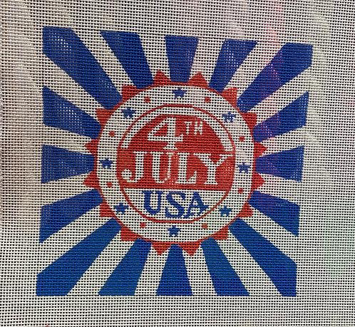 Heidi 287 4th of July