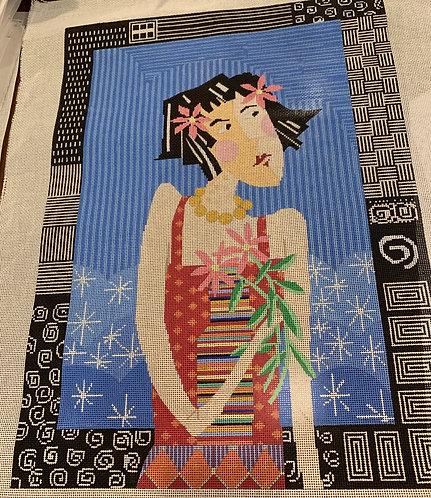 Peggy framed PM 29