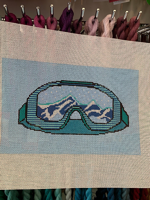 Thorn Alexander TA-13 Mountain Ski Goggles