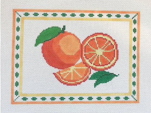 Pewter & Pine Oranges