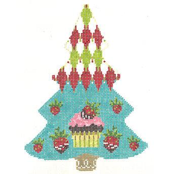 Kelly Clark KCNT48-18 Strawberry Treats  Tree
