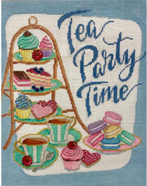 AP 4273 Tea Party Time