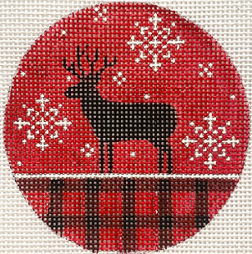 AP x472 Reindeer Ornament