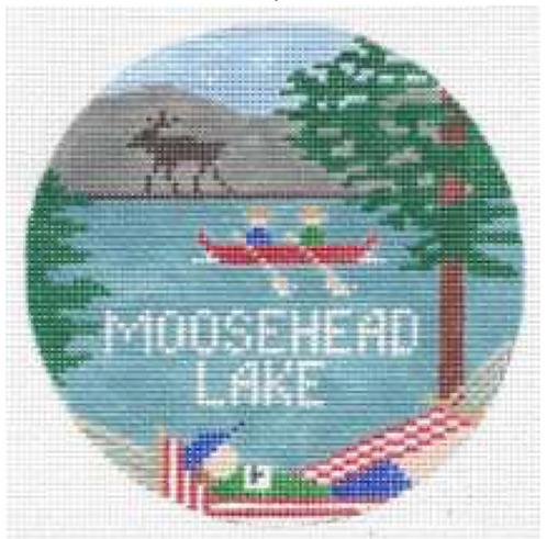 Doolittle Destination Rounds 18 mesh Moosehead Lake