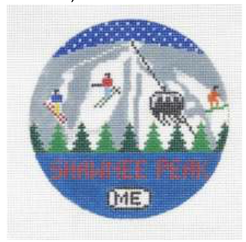 Doolittle Ski Rounds 18 mesh Shawnee Park