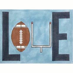 AP 3753 Love Football