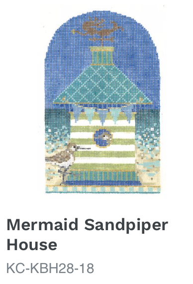 Kelly Clark Mermaid Sandpiper House