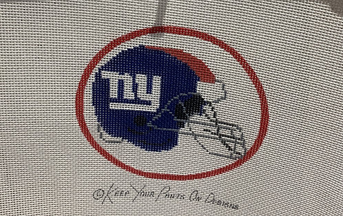 Keep Your Pants On NY Giants Round