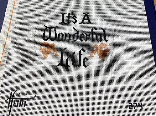 Heidi 274 It's A Wonderful Life
