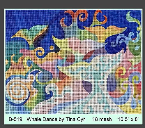 Brenda Stofft - Whale Dance 18 mesh