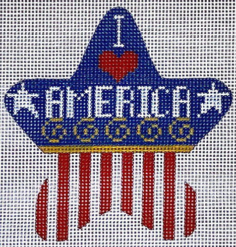 Danji Designs I Love America