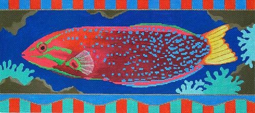 Amanda Lawford Yellow Tailed Red Fish 25053